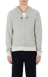 Band Of Outsiders French Terry Hoodie Multi Size 0 Xs