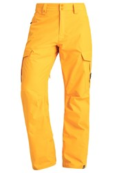 Quiksilver Porter Waterproof Trousers Cadmium Yellow