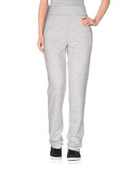 Escada Sport Trousers Casual Trousers Women Light Grey