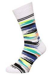 Burlington Socks White