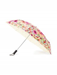 Kate Spade Off We Go Dahlia Travel Umbrella Multi