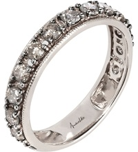 Annoushka Dusty Diamonds 18Ct White Gold And Diamond Eternity Ring