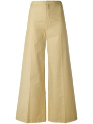Isabel Marant Spanel Trousers Nude Neutrals