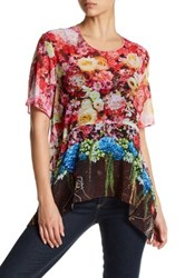 Clover Canyon Full Blooms Shirt Multi