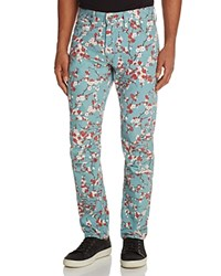 G Star Raw 5635 3D Sakura New Tapered Fit Canvas Pants 100 Bloomingdale's Exclusive