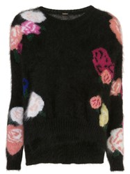 Adam By Adam Lippes Multi Floral Knit Jumper 60