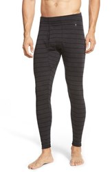 Men's Smartwool Stripe Merino Wool Thermal Pants