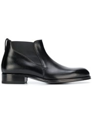 Tom Ford Mid Ankle Boots Black