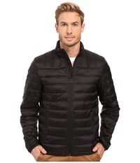 Dockers Packable On The Go Black Men's Coat