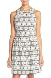 Women's Felicity And Coco Sleeveless Lace Fit And Flare Dress