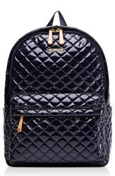 M Z Wallace Mz Metro Backpack Blue Dawn Lacquer