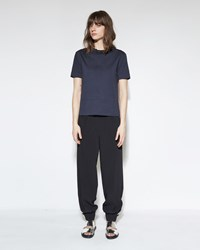 Marni Cuffed Trouser Black