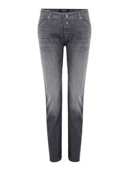 Replay Pilar Boyfriend Jeans Grey
