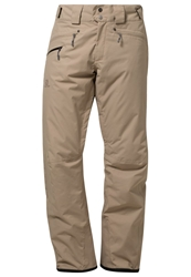 Salomon Fantasy Waterproof Trousers Brown