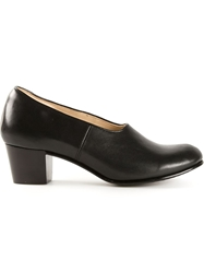 Arts And Science Doll Pump Shoes Black