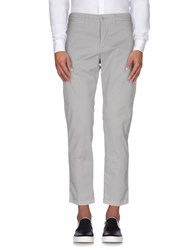 Fay Trousers Casual Trousers Men Light Grey