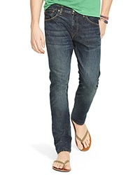 Ralph Lauren Jeans Sullivan Slim Fit In Lightweight Morris Wash