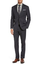 Todd Snyder Men's White Label Trim Fit Stripe Wool Suit