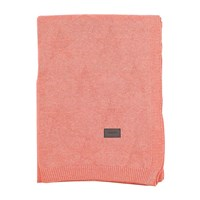 Gant Top Star Knitted Throw Apricot Blush