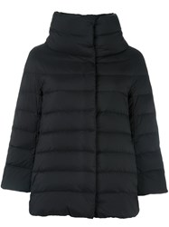Herno Padded Jacket Black