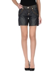 Toy G. Denim Bermudas