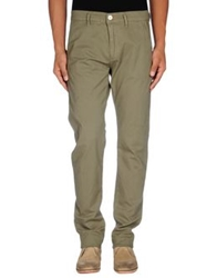 Elvine Casual Pants Light Green