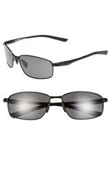 Men's Nike 'Avid' 57Mm Sunglasses Black