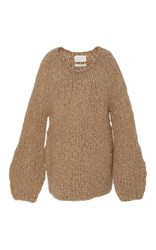 Lauren Manoogian Bulb Pullover Sweater Neutral