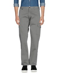 Guess Casual Pants Dark Green