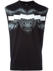 Marcelo Burlon County Of Milan 'Pokigron' Tank Top Black