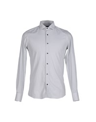 Lab. Pal Zileri Shirts Shirts Men White