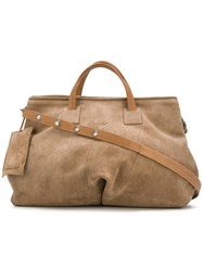 Marsell Punta Grante Tote Nude And Neutrals