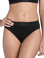 Sloggi 300 Double Comfort Tai Briefs Black