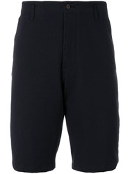 Universal Works Bermuda Shorts Blue