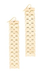 Vanessa Mooney The Highway Earrings Gold