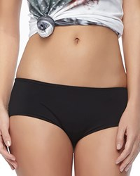 Cover Upf 50 Hipster Swim Bottom Black