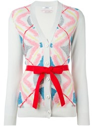 Barrie Belted Cardigan