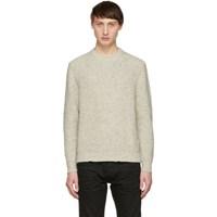 John Elliott Grey Ivy Sweater