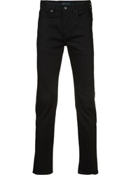 Levi's Made And Crafted Slim Fit Jeans Black