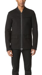 Helmut Lang Field Jacket Washed Black