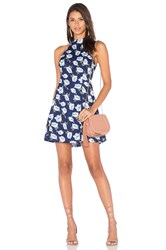Lucca Couture Adalynn Mini Dress Navy