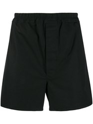 Rick Owens Relaxed Fit Track Shorts 60