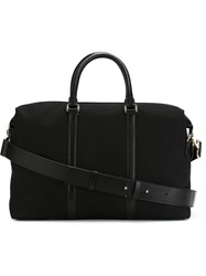 Paul Smith Leather Trim Tote Black