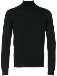 Fashion Clinic Timeless Turtle Neck Black
