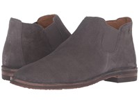 Trask Allison Gray Italian Suede 1 Women's Dress Boots Brown