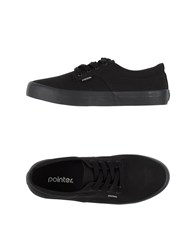 Pointer Footwear Low Tops And Trainers Men Black