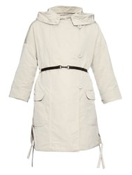 Max Mara Faillec Reversible Raincoat