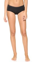 Natori Bliss Girl Shorts Black Combo