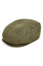 Men's Paul Leinburd Tweed Wool Driving Cap