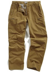 Craghoppers Straight Leg Casual 5 Pkt Trouser Brown